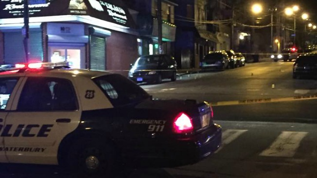 Waterbury police are investigating an argument that ended with a man being shot.