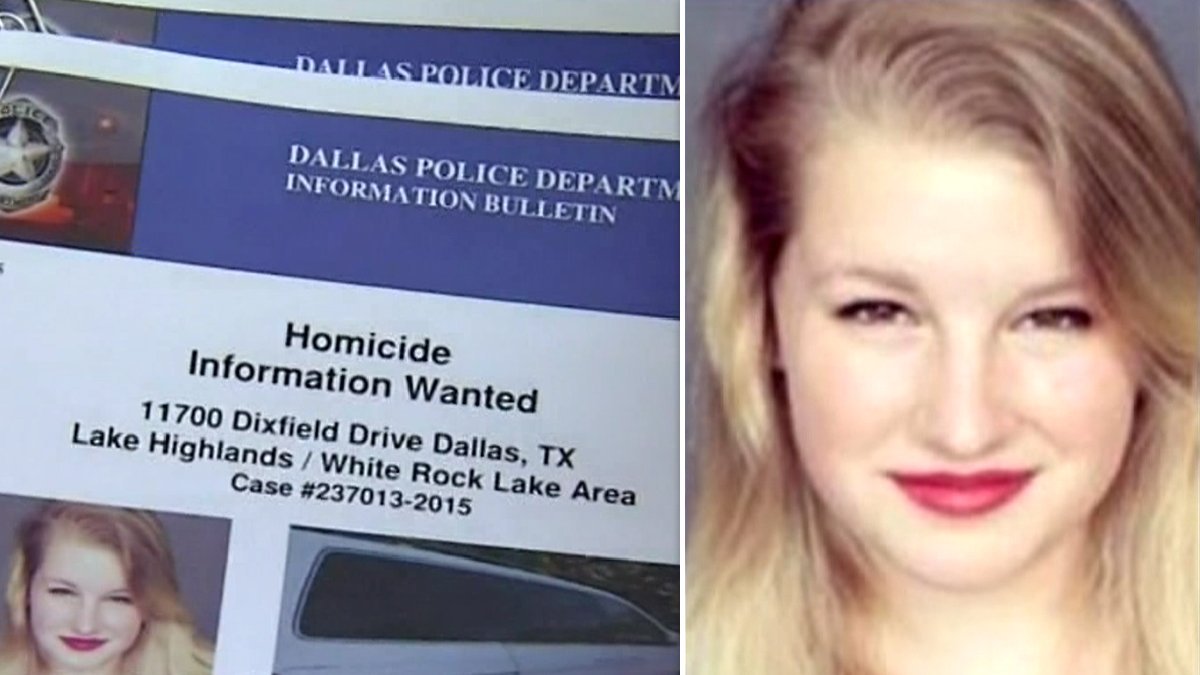 Nearly 150 people canvass the Lake Highlands and White Rock Lake areas looking for answers about who killed 18-year-old Zoe Hastings.